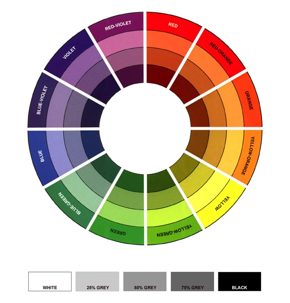 The color wheel art with ms long thecolourwheel nvjuhfo Gallery