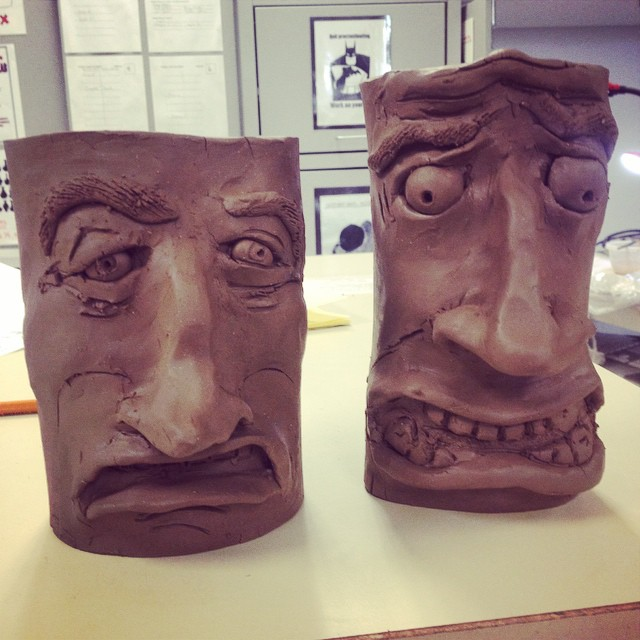 Ceramics Art With Ms Long